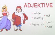Tính từ miêu tả người trong tiếng Đức