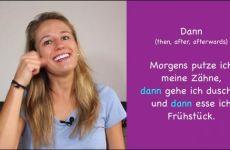 Cách sử dụng DANN trong tiếng Đức