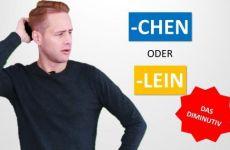 Cách dùng hậu tố hóa nhỏ trong tiếng Đức
