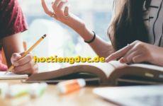 Lỗi người Việt hay mắc khi học tiếng Đức: Dùng nhầm vorbereiten và sich vorbereiten