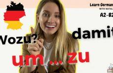 Hướng dẫn sử dụng DAMIT và UM… ZU trong tiếng Đức